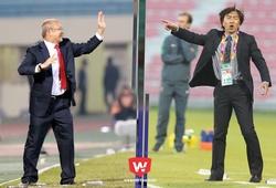 """HLV Park Hang Seo, HLV Toshiya Miura và triết lý bóng đá """"đàn ông"""""""