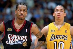 Những chú lùn bá đạo nhất lịch sử NBA