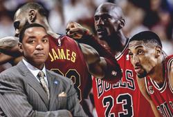 Ý kiến mới về việc ai hơn ai giữa LeBron James và Michael Jordan