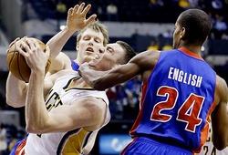 Những pha Clothesline khiến đối phương ngã ngửa kinh dị nhất NBA