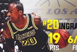 Kết quả NBA 11/04: Houston Rockets suýt thua ngược trước Lakers