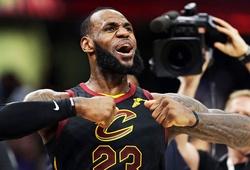 Nhìn lại 4 cú Buzzer-Beater đỉnh nhất Playoffs của LeBron James