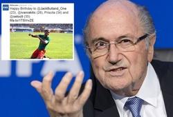 FIFA xử phũ với Sepp Blatter