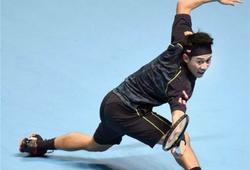 ATP World Tour Final: Tomas Berdych 1-2 Kei Nishikori