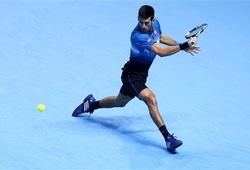 ATP World Tour Finals: Novak Djokovic 2-0 Tomas Berdych