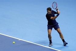 ATP World Tour Finals: Roger Federer 2-0 Tomas Berdych