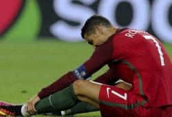 Bảng F, Bồ Đào Nha 0-0 Áo: Vô duyên Ronaldo!