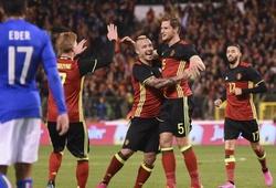 Bỉ 3-1 Ý: Ngược dòng như vũ bão, Bỉ nuốt chửng Ý