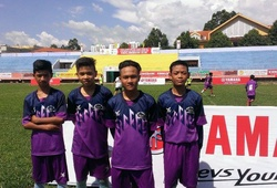 """""""Cầu thủ mồ côi"""" tự tin giúp THCS Eatu đăng quang vòng loại tại Đắk Lắk"""