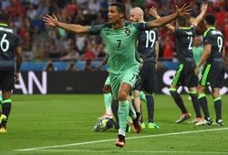 Chiêm ngưỡng 9 bàn thắng của CR7 tại các kỳ EURO