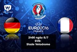 Hành trình vào bán kết của Đức và Pháp