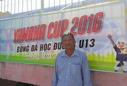 Hiệu trưởng THCS Mai Xuân Thưởng mong muốn có thêm nhiều sân chơi bóng đá học đường