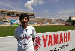 HLV của ĐKVĐ Ngọc Lâm nói gì về sân chơi bóng đá học đường
