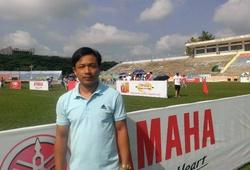 HLV Nguyễn Lương Bằng bất ngờ với tấm vé vào bán kết