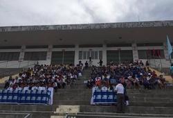 Người dân Đắk Lắk hào hứng trước trận chung kết bóng đá học đường U.13 Cúp Yamaha 2016