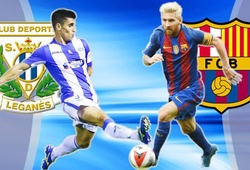 Xem trực tiếp  trận đấu Leganes vs. Barcelona