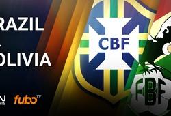 Link xem trực tiếp trận Brazil vs Bolivia
