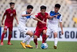 Xem trực tiếp trận U.16 Việt Nam vs. U.16 Iran