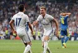 Top 5 bàn thắng đẹp nhất vòng 2 La Liga