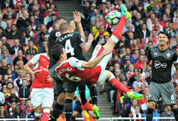 Top 5 bàn thắng đẹp nhất vòng 4 Premier League