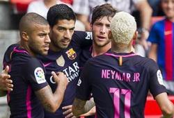 Top 5 bàn thắng đẹp nhất vòng 6 La Liga