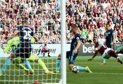 Top 5 bàn thắng đẹp nhất vòng 7 Premier League