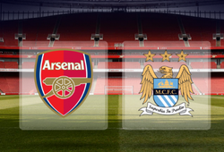 Trực tiếp GHQT: Arsenal vs Man City