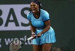 Video BNP Paribas Open: Serena Williams 2-0 Agnieszka Radwanska