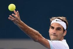 Video Brisbane International: Roger Federer 2-0 Tobias Kamke