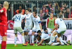 Video Bundesliga: Bayern Munich 1-2 Mainz 05