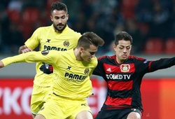 Video Europa League: Bayer Leverkusen 0-0 Villarreal