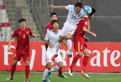 Video hành trình của U.19 Việt Nam tại giải U.19 châu Á