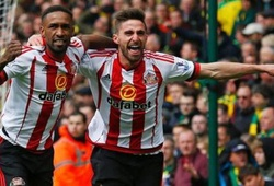 Video ngoại hạng Anh: Norwich City 0-3 Sunderland