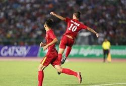 Video: U.16 Việt Nam đánh bại Kyrgyzstan 3-1, vào tứ kết U.16 châu Á