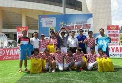 Nhìn lại chặng đường tới với chức vô địch của THCS Chu Văn An