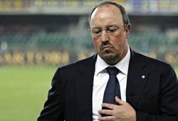 7 tháng ngắn ngủi đáng quên của Benitez tại Real Madrid