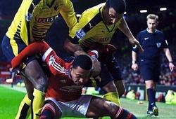 Những pha bóng ấn tượng của Depay trong trận gặp Watford