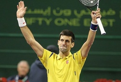 Video Qatar Open: Novak Djokovic 2-0 Leonardo Mayer