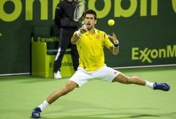 Video Qatar Open: Novak Djokovic 2-0 Tomas Berdych