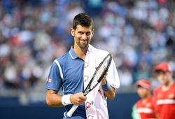 Video Rogers Cup: Novak Djokovic 2-0 Tomas Berdych