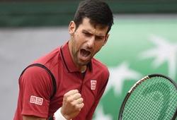 Video Roland Garros: Novak Djokovic 3-0 Tomas Berdych
