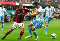 Video Serie A: AC Milan 1-1 Lazio
