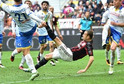 Video Serie A: AC Milan 3-3 Frosinone