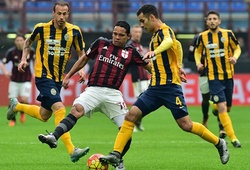 Video Serie A: Hellas Verona 2-1 AC Milan