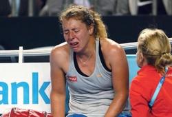 Tay vợt 21 tuổi  và tinh thần thể thao sắt đá tại Úc mở rộng