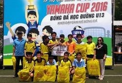 THCS Nguyễn Thị Định - Nhà vô địch vòng loại TP. HCM