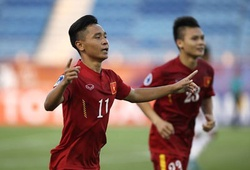 Video: U.19 Việt Nam hòa U.19 UAE trong thế thiếu người