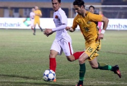 Video: U.19 Việt Nam thua đậm U.19 Australia