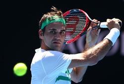 Video Australian Open: Roger Federer 3-0 Tomas Berdych