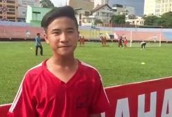 Vua phá lưới VL Đắk Lắk - Tạ Danh Sỹ nói gì sau thất bại trong trận chung kết?